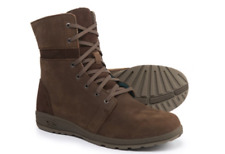 Chaco NATILLY Brown Leather BOOTS Womens 6 J150162 Ship