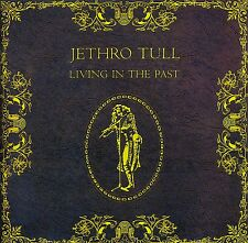 JETHRO TULL : LIVING IN THE PAST / CD - TOP-ZUSTAND