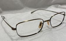 Authentic Oliver Peoples Titanium 51[]17-140 Weston Eyeglasses Frames Only