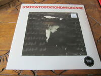David Bowie Station to Station LP Parlophone new sealed vinyl Record reiss 180G