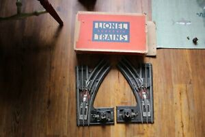 Antique Standard Gauge LIONEL 210 Pair of Manual Switches
