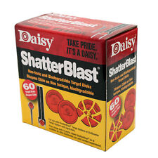 Daisy Shatterblast Targets (60 ct.) 990873-406