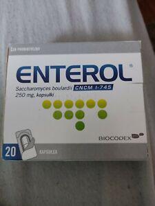 Enterol 20 capsues