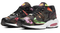 ''Brand New'' Nike atmos Air Max 2 Light Black CI5590-001 Size US 9 From Japan