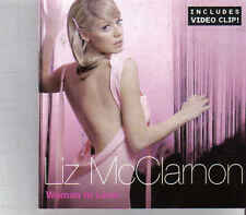 Liz McClarnon-Woman In Love cd single incl videoclip