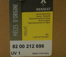 RENAULT KANGOO ORIGINAL ABS SENSOR HR OE: 8200212696 NEU