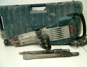 BOSCH GSH 16-30 Professional 1750w 16.6kg Demolition Jack Hammer In Case