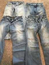Men��s BKE Tyler Jeans - Lot Of 4 - 32 and 33 Waist Sizes