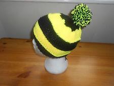 Bobble Sombrero avispas Rugby Colores, Burton Albiano, Watford, colores de fútbol.