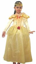 Travestimento Vestito Bambina Bella  Disney *22651 taglia 5-6 anni