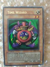 Yu-gi-oh Time Wizard Ultra Rare 1st edition MRD-E065