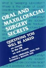 NEW - Oral and Maxillofacial Surgery Secrets (The Secrets Series(R))