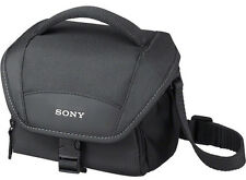 SONY LCS-U11 Camera Bag Made for NEX A5100 A5000 A6000 RX100 III RX10 Camera
