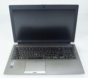 "Toshiba Tecra Z50-A1502 15.6"" Intel i7-4600U 8GB 128GB SSD WIN8COA Fair No OS"