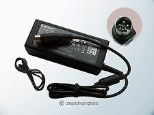 4-Pin AC Adapter For Acomdata Hard Disk Drive Enclosure HD 5V / 12V Power Supply