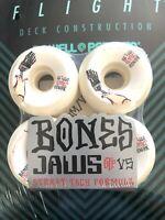 Bones Pro Homoki Biotics Jaws Street Tech Formula Wheels STF V5 83B Size 55mm