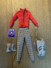 Power of Influence Declan Wake Partial Outfit & Accessories ONLY Integrity Toys