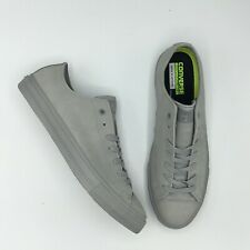 SALE CONVERSE CTAS II OX GRAY 155766C SIZE 12 BRAND NEW