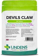 Devil's Claw Formula (Lindens) 90 Tablets