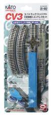 KATO N gauge CV3 Unitrack compact cross line input endless sets 20-892 Train Ra