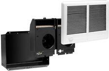 Com Pak Twin 4000 Watt 240 Volt Fan Forced In Wall Electric Heater in White