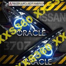 ORACLE Headlight HALO RING KIT for Nissan 370Z 09-17 WHITE LED Angel Eyes