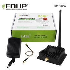 EDUP EP-AB003 8000mW 2.4Ghz Wifi Signal Booster Wireless Router Signal Amplifier