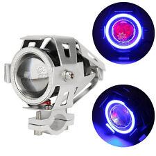125W Motorcycle CREE U7 LED Driving Headlight Fog Lamp Spot Light For BMW Honda