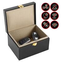 Keyless Car Key Blocker Box Faraday Box Anti Poche Blocage Sécurité ME