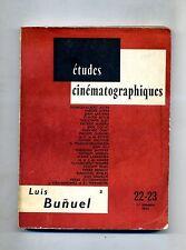 ÉTUDES CINÉMATOGRAPHIQUES - LUIS BUNUEL N.2 # Printemps 1963