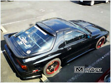 Brand new JDM drift wing  roof spoiler suit all Mazda FC Series  RX-7 1985-1992