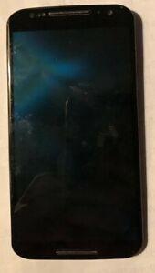 [BROKEN] Motorola Moto  X 2nd G XT1096 16GB Black (Verizon) Smartphone NO POWER