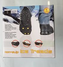 NON GLISSANT griffe/tailles 43 - 48 / pour chaussures / hiver GLACE NV9
