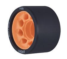Radar - Halo 86a Orange roller derby wheels ( 4 pack )