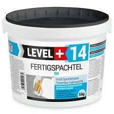 5Kg Gipsspachtel Glättspachtel Fertigspachtel Trockenbau Qualitätsgarantie RM14