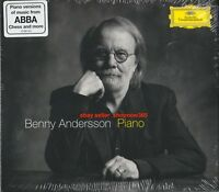 Benny Andersson Piano Oz CD New Sealed & free DVD ABBA on Sunday Night 17/9/17