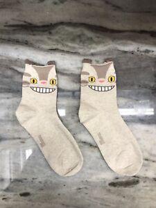 My Neighbor Totoro Socks One Size USA Shipping