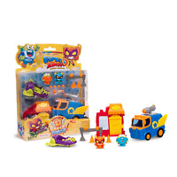 Magic Box SZS0401 SuperZings Series 1 Rivals of Kaboom Blister Mission 1 Action