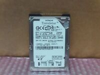 "Hitachi 60GB 7200 RPM HTS726060M9AT00 2.5"" IDE Hard Drive"
