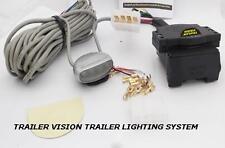 LED Trailer Lighting Monitor KIT for Leds or Globes Trailer Lamps