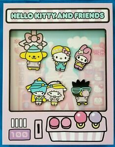LOUNGEFLY SANRIO HELLO KITTY AND FRIENDS PIN SET LE 1000 NYCC 2019 New Ship Now