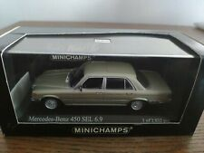 Mercedes-Benz 450 SEL 6.9 1/43 Minichamps