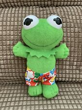 Avon The Muppets Muppet Babies Kermit Terry Tub Bath Soft Toy US Release 1985