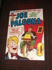 JOE PALOOKA COMICS #16 (1948) - 2nd APP. Humphrey (VF) Beautiful Copy