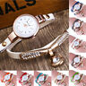 Fashion Women Ladies Watch Quartz Analog Crystal Bracelet Dress Wrist Watch Hoc