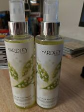 Lily of The Valley Yardley by Yardley London Body Mist 6.8 oz / 200 ml (Women)