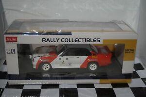 Sunstar Opel Ascona Argentina Rally 1986 Y.Iwases 5371 1:18