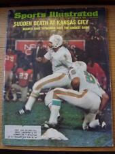 03/01/1972 Sports Illustrated Magazine:  Vol 36 - No 01 - (Cover Content) Sudden