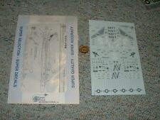 Superscale decals 1/48 48-346 F/A 18A VFA-132 -303 -305  G32