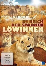Im Reich der starken Löwinnen - DVD - Doku Film Neuware